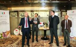意大利食品协会在中国开展美食佳酿推广活动