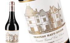 2015年份侯伯王庄园红葡萄酒的大师点评