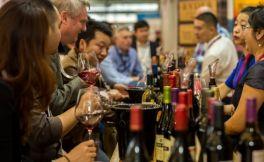 2017年广东省所进口的葡萄酒数量和金额都是最多的