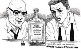 林殿理:向英国特工学品酒