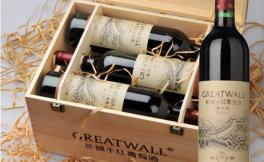 2018年1月长城葡萄酒销售量增长39%