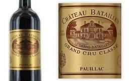 2015巴特利酒庄红葡萄酒的评分怎么样?