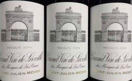 波尔多超二级酒庄酒——2010年雄狮酒庄红酒