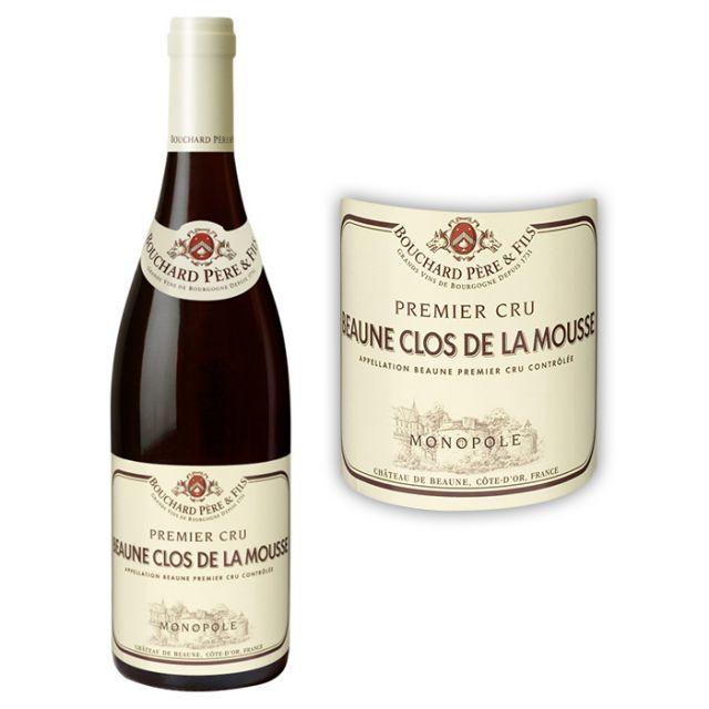 宝尚父子酒庄 宝尚父子博纳拉莫斯一级园干红葡萄酒2004年