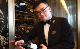 丽思卡尔顿酒店侍酒师叶子祺专访:真正地以同理心去对待客人