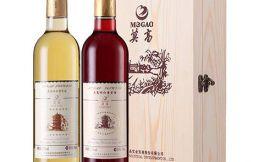 中国知名冰酒——莫高冰酒