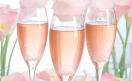 张祎:香槟,这个属于情人节的完美助攻!