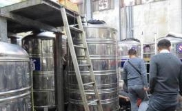 台湾警方查获一起假冒阿根廷进口葡萄酒案件