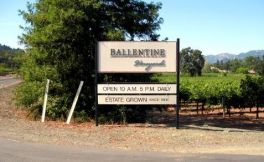 巴伦丁酒庄(Ballentine Vineyards)