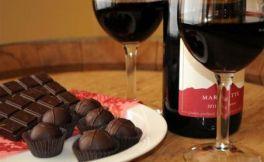 克罗地亚日前举办第六届巧克力葡萄酒节活动