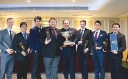 牛津大学连续4年获得盲品比赛冠军
