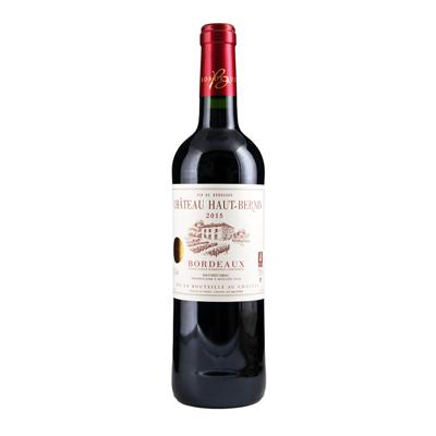 奥贝尔南酒庄红葡萄酒2015