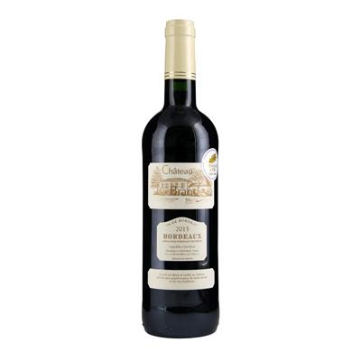 布兰迪酒庄红葡萄酒2015
