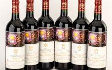 木桐酒庄干红葡萄酒怎么样?