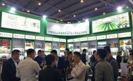 青铜峡市葡萄酒产业协会组团参展2018年成都糖酒会