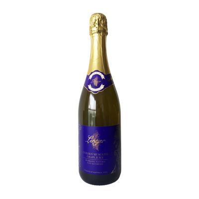 澳大利亞南澳古口一百號酒莊莫斯卡托linger金香蜜葡萄汁