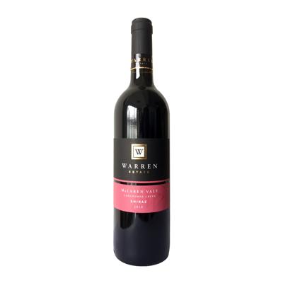 澳大利亞南澳麥克倫谷古口一百號酒莊西拉干紅葡萄酒
