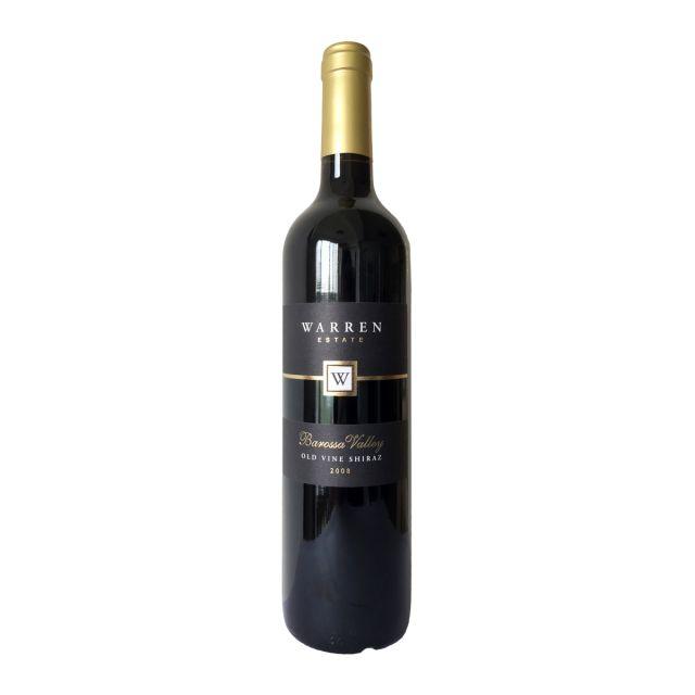 澳大利亞南澳巴羅薩谷古口一百號酒莊西拉老藤干紅葡萄酒