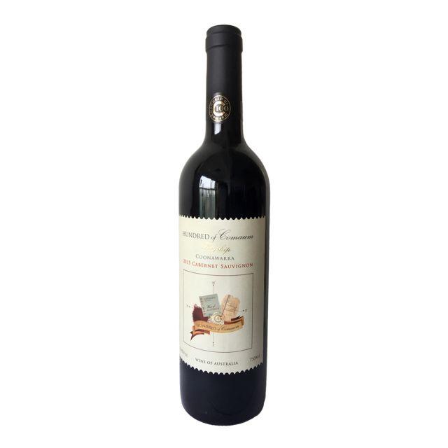 澳大利亞庫納瓦拉古口一百號酒莊赤霞珠干紅葡萄酒