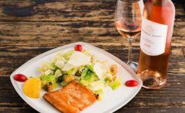 葡萄酒如何搭配三文鱼?