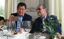 红酒世界邀请米歇尔罗兰担任首席红酒顾问