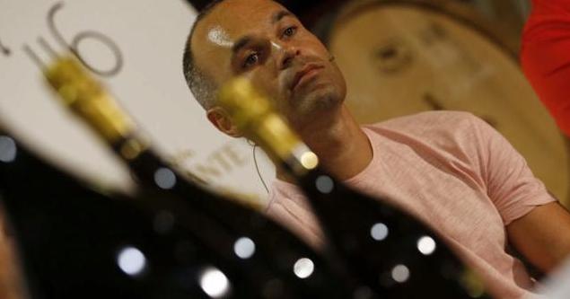 巴萨巨星接近加盟中超球队,期待葡萄酒年销售量突破200万瓶