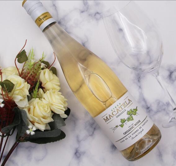 马卡特拉半甜白葡萄酒