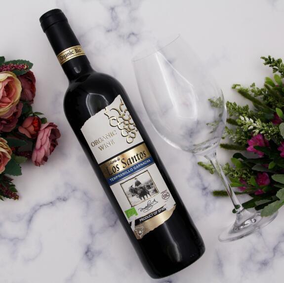 桑尼瑞奥洛斯桑特干红葡萄酒(12.5度)