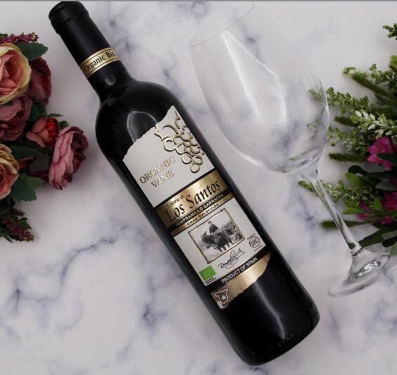 桑尼瑞奥洛斯桑特干红葡萄酒(13度)