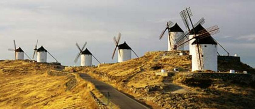 拉曼查产区(La Mancha)