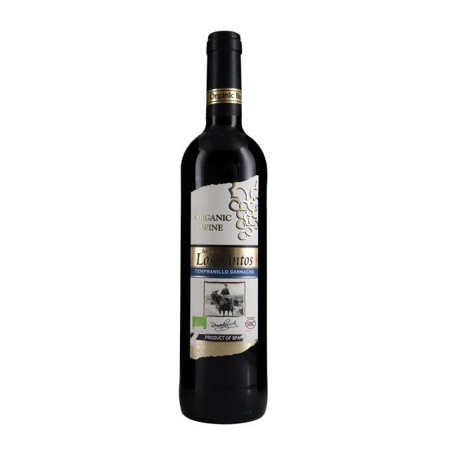 西班牙拉曼恰德尔加多兄弟酒庄歌海娜丹魄桑尼瑞奥洛斯桑特干红葡萄酒(12.5度)