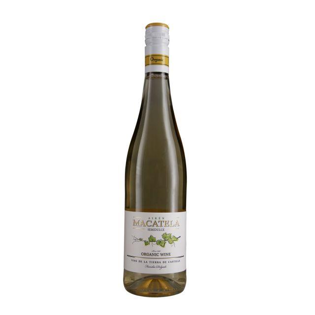西班牙拉曼恰德尔加多兄弟酒庄马卡特拉阿依仑半甜白葡萄酒