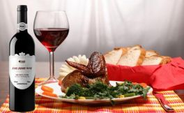 干红葡萄酒搭配什么食物好呢
