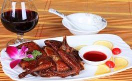 搭配红酒的食物 葡萄酒与中餐搭配