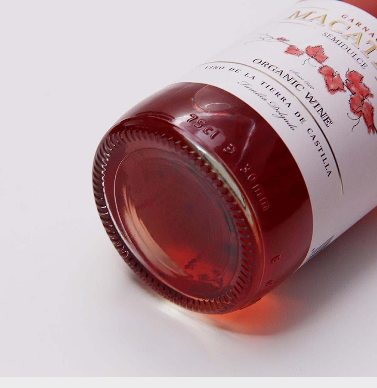 马卡特拉半甜桃红葡萄酒