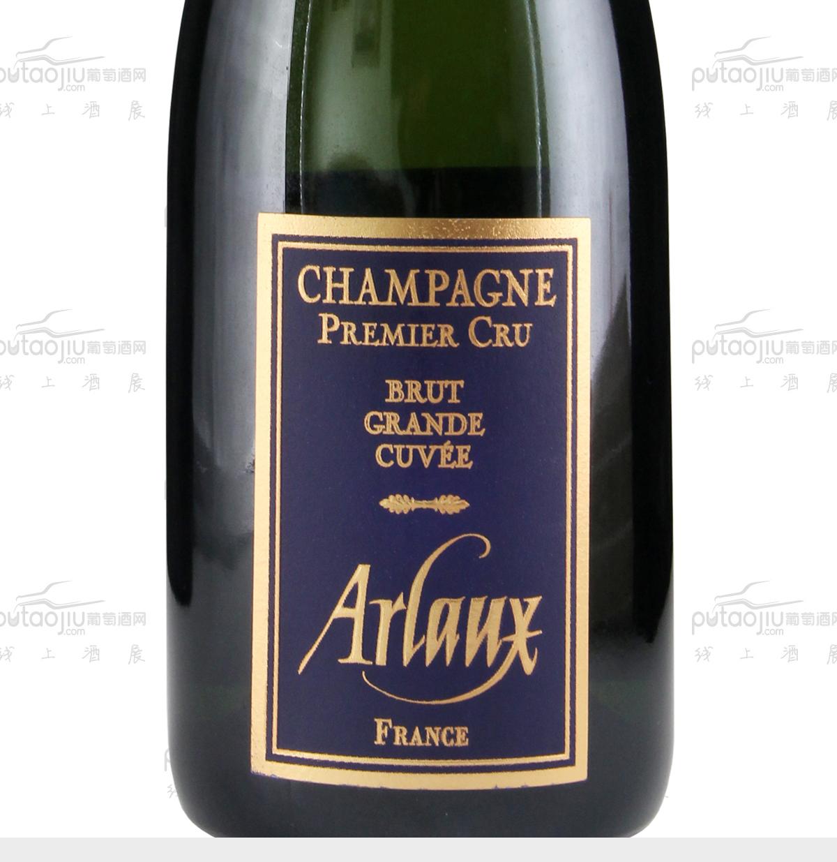 爱禄一级庄园香槟