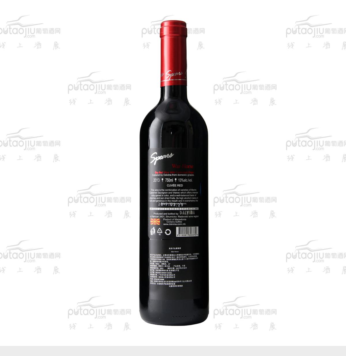 老树干红葡萄酒