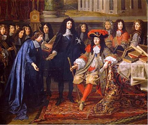 法国传奇君王的路易十四简介