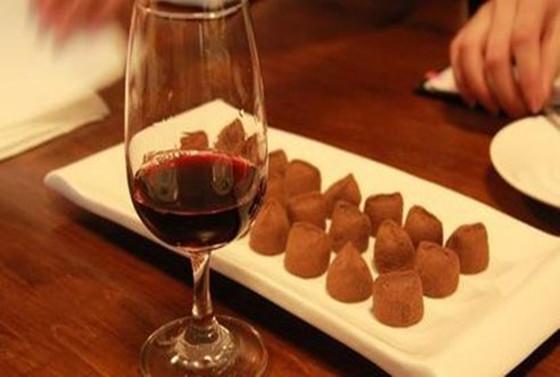 甜食和葡萄酒的搭配
