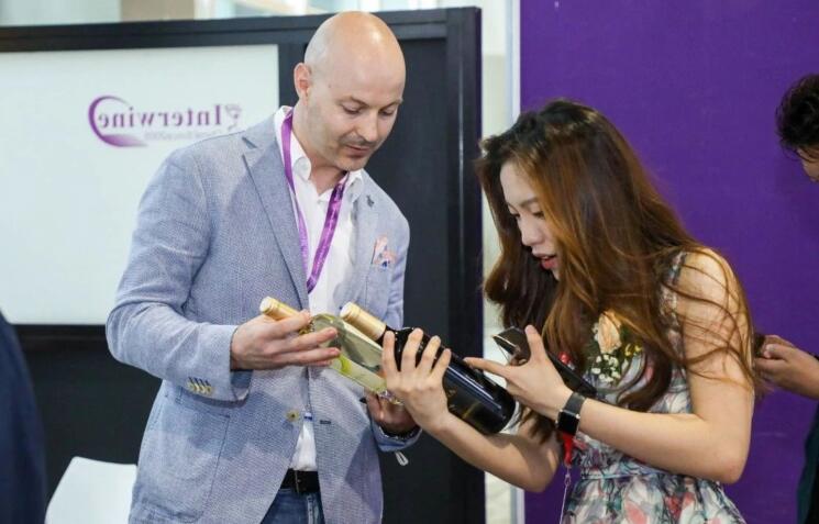 国际美酒盛宴丨第20届Interwine国际名酒展于5月18日隆重开幕