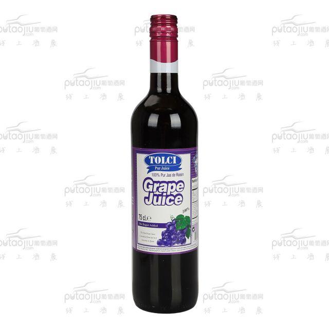 图思(TOLCI)西班牙原瓶进口 起泡葡萄汁