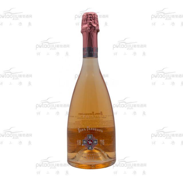 戈里津加冕桃红起泡葡萄酒