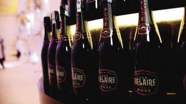 上海群玖国际贸易携手Luc Belaire法国桃红起泡酒诚邀招商代理