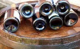 葡萄酒酒具 红酒瓶底为什么有凹槽