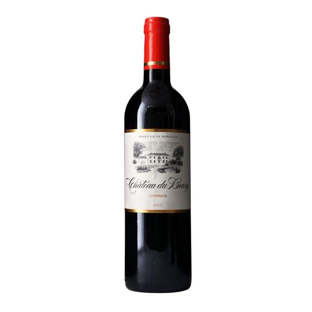 乐事会布尔堡波尔多红葡萄酒2013