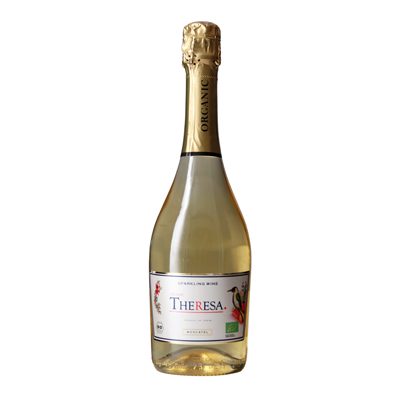 SPARKLING MOSCATEL THERESA有机起泡酒