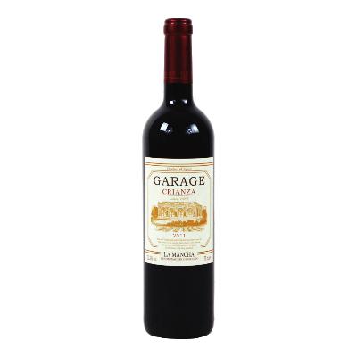 车库(Garage)西班牙原瓶进口DO级 陈酿干红葡萄酒