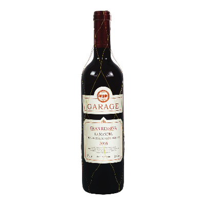 西班牙拉蒙恰洛薩諾酒廠車庫赤霞珠添普蘭尼洛珍藏陳釀DO級干紅葡萄酒