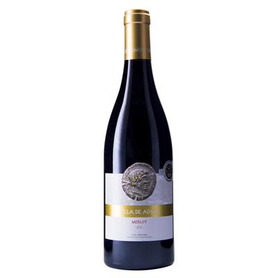 西班牙乌佚尔雷克纳Coviñas匠心之城美乐DO干红葡萄酒