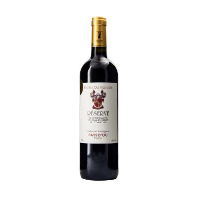 法国奥克地区维克家族1905酒庄星龄品牌赤霞珠IGP干红葡萄酒